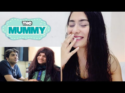 The Mummy | Ashish Chanchlani | Reaction by Illumi Girl