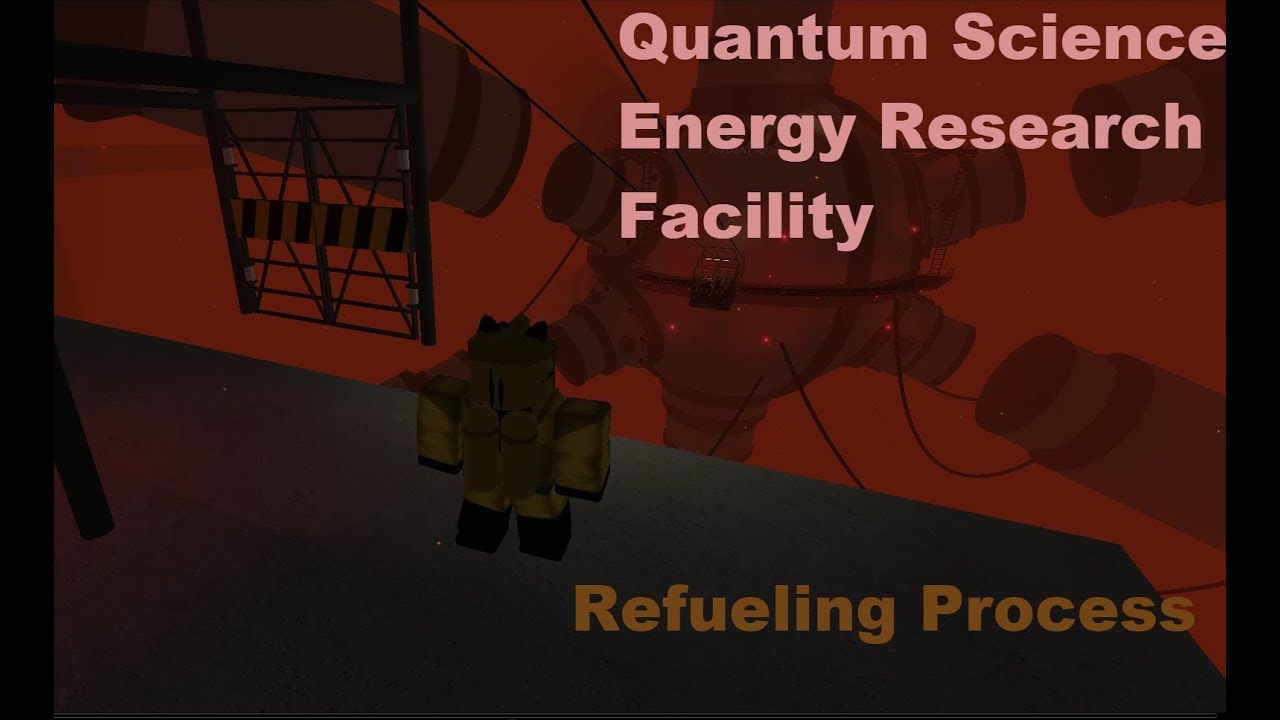Innovation Inc Thermal Power Plant Roblox Quantum Science Energy Research Facility Meltdown Bad Ending Updated By X X G A M E R B O I 1 5 0 X X
