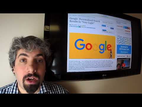 Google Ranking Shifts, Google Snippets Shorter, Personalized Search Dead & Google News Updated