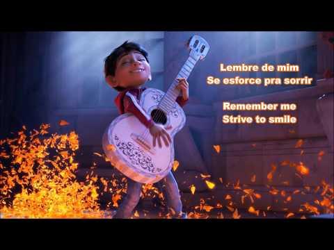 Lembre de Mim (Reencontro) [Remember Me (Reunion) - Brazilian Portuguese] - Coco (S+T)