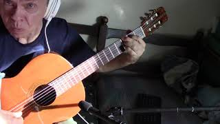Softly As I Leave You (Tony De Vita) - Solo for Fingerstyle Guitar