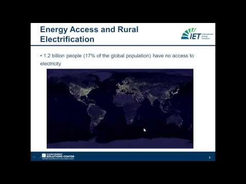 Planning for Energy Access: Assessing Electrification Options