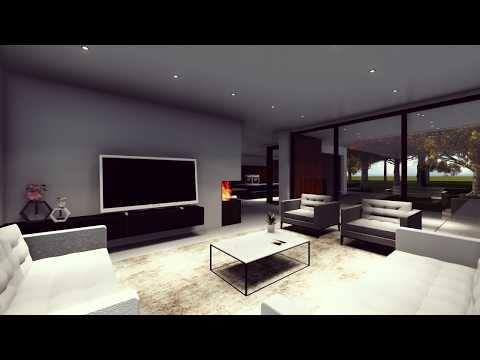 Vrijstaande woning 'S-Hertogenbosch, Vrij Spel, Moderne architectuur - IHC architects