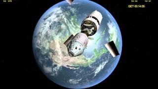Apollo 11 Moon Mission - Orbiter Film