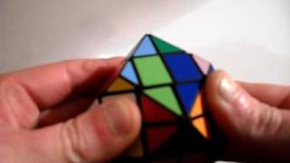 4x4 Rhombic Dodecahedron