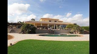 REF: VER55VP . 5 Bed 5 bath Villa for sale in Vera, Almeria, Spain