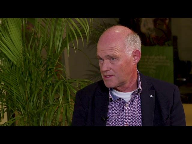 AGRF2019 Fireside Chat: Martin Van Ittersum - Wageningen University