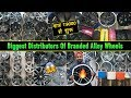 Branded Alloy Wheels At Cheapest Price | Car Alloy Wheels Market Delhi | Alloy Wheels At Best Price