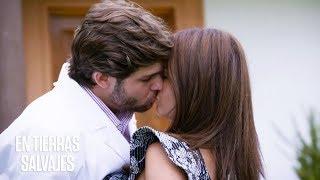 En Tierras Salvajes   Daniel reaparece para descubrir besándose a Isabel y Sergio