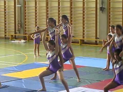 ה-ריקוד התעמלות אומנתית סיגלה דואניאס ולירון אברמוב | FunnyCat TV