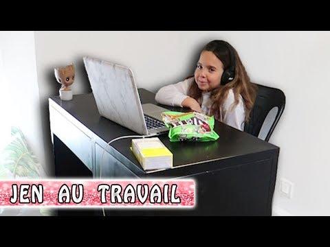 JEN AU TRAVAIL 🙃  / Family vlog