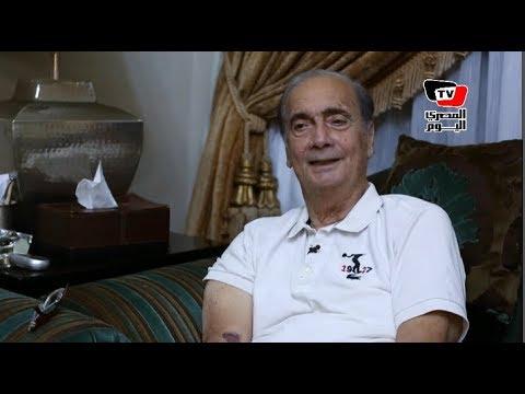 سمير زاهر لـ«أبو ريدة»: «سيب الكورة بعد كأس العالم وابعد عنها»  - 12:21-2017 / 10 / 20