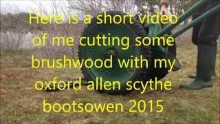 Video Cutting brushwood with an oxford allen scythe download MP3, 3GP, MP4, WEBM, AVI, FLV Agustus 2018