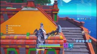 Temple Death match update boii(Skinny981) fortnite creative code