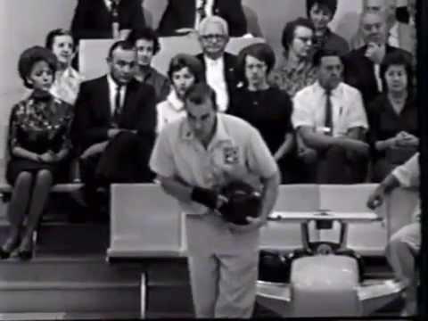 Top Star Bowling #38   Glenn Allison versus Buzz Fazio