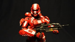 Halo 4 Action Figure Review: Spartan Soldier (Walgreens Exclusive)