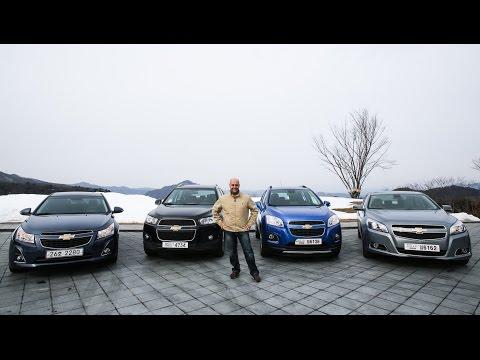 Chevrolet and GM Korea Visit زيارة شيفرولبه كوريا 2014