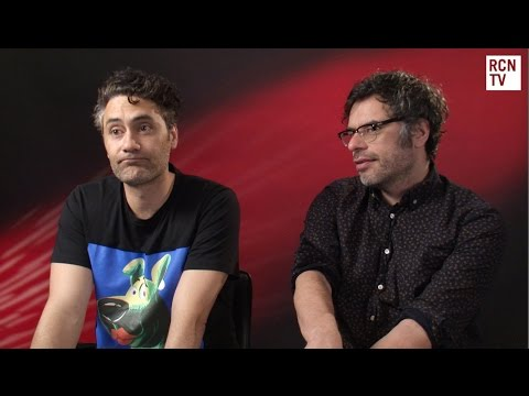 Flight of the Conchords Jemaine Clement Interview - New Special Plans