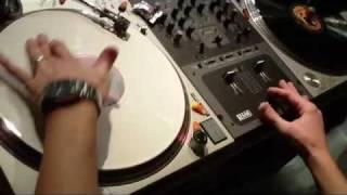 DJ Dirty Digits: The Autobahn Scratch
