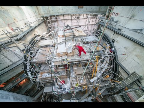 The Sphere | Deutsche Bank Frankfurt - Construction Documentary