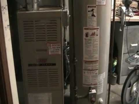 lennox natural gas furnace. lennox g60 gas furnace running in cool mode! natural