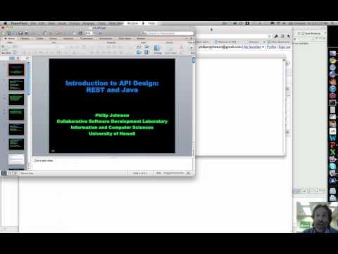 Introduction to API Design