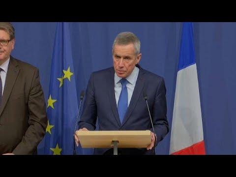 Bıçaklı Paris saldırısına ilişkin yeni gözaltılar gerçekleşti