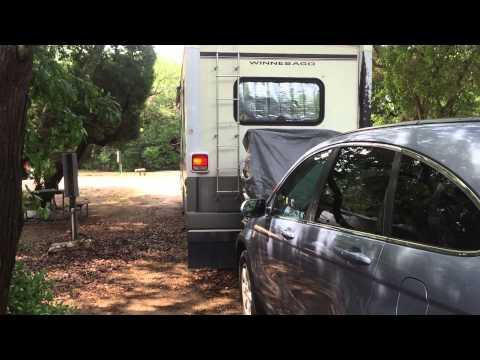 How To Flat Tow A Honda CRV