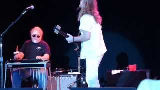 MARSHALL TUCKER BAND - MIDNIGHT PROMISES GUITAR SOLO - ALAMEDA COUNTY FAIR PLEASANTON CA 06-21-2013