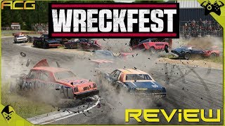 "Wreckfest Review ""Buy, Wait for Sale, Rent, Never Touch?"""