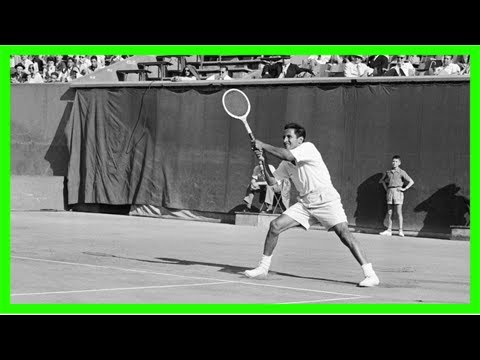 Tennis - jimmy connors, among others, owe success to pancho segura