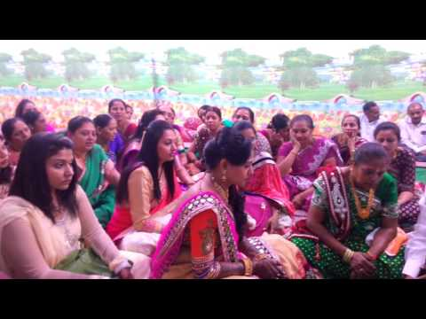Trupti Wedding mandap muhurat January 2016 9