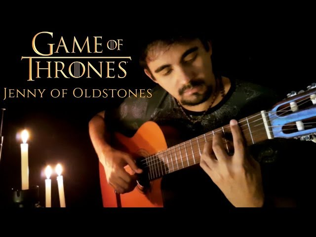 Jenny of Oldstones on Classical Guitar (Game of Thrones) by Luciano Renan