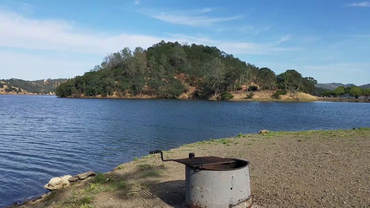 Lake Berryessa Spanish Flat Day Use Area