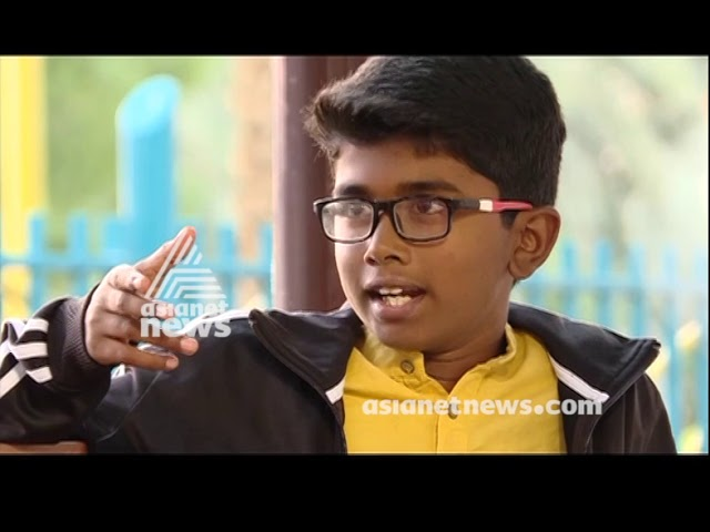 Meet Adithyan, the youngest CEO in UAE   Gulf Roundup 14 Dec 2018