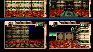 Hired Guns - Amiga Game Music and Gameplay