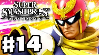 Captain Falcon! - Super Smash Bros Ultimate - Gameplay Walkthrough Part 14 (Nintendo Switch) thumbnail