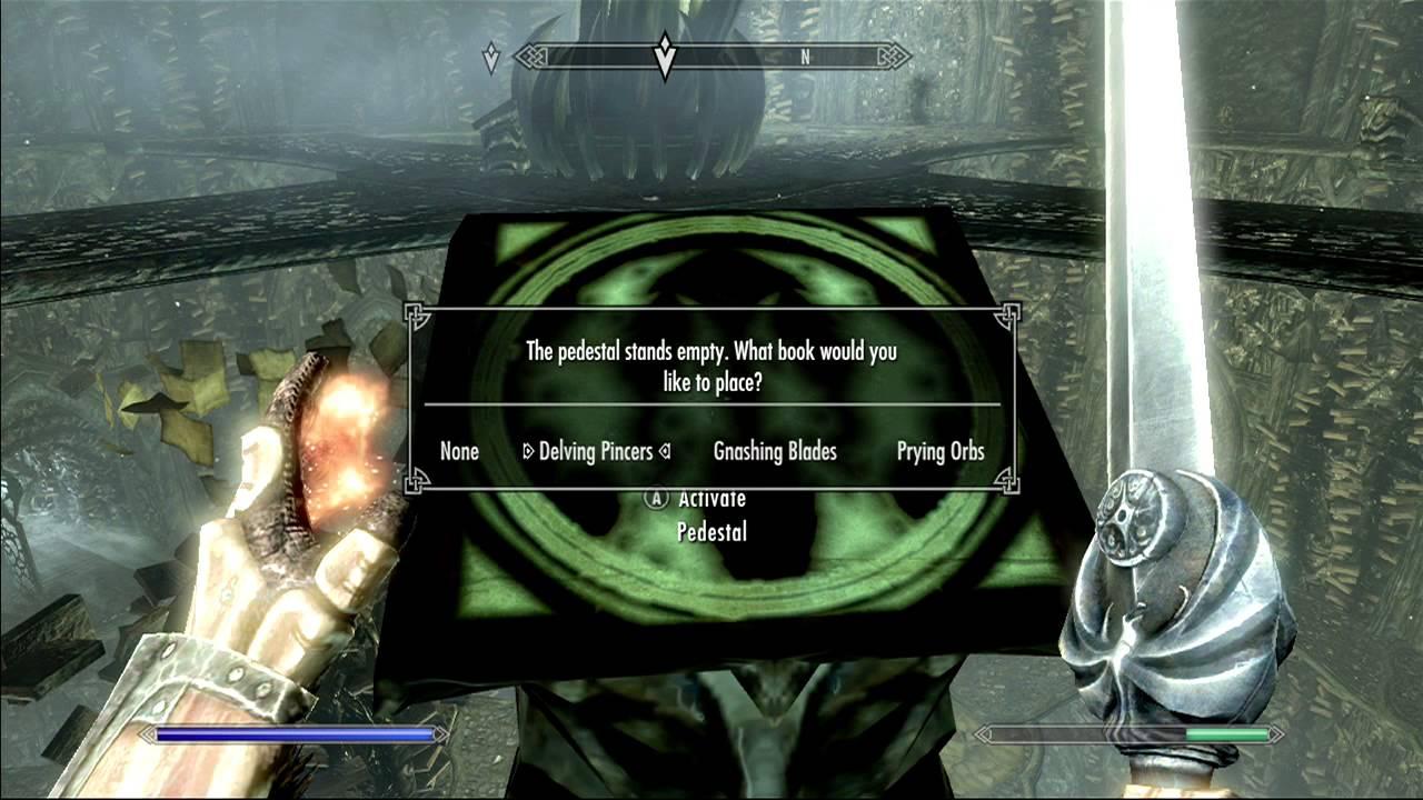 how to start skyrim dlc dragonborn
