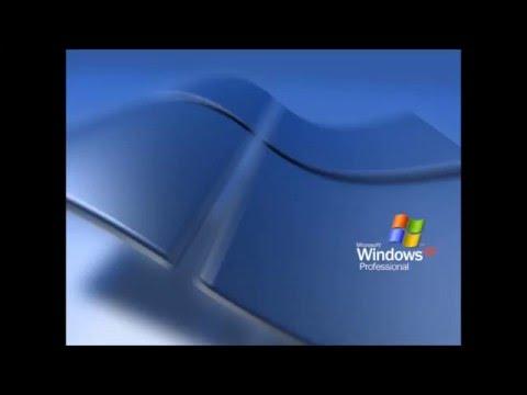 windows xp installation song
