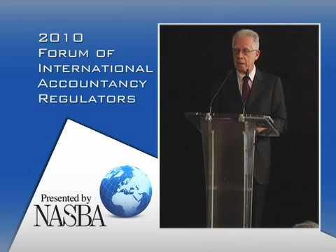 Tomasso Padoa-Schioppa - IASB Trustee Group Chair (FIAR 2010)