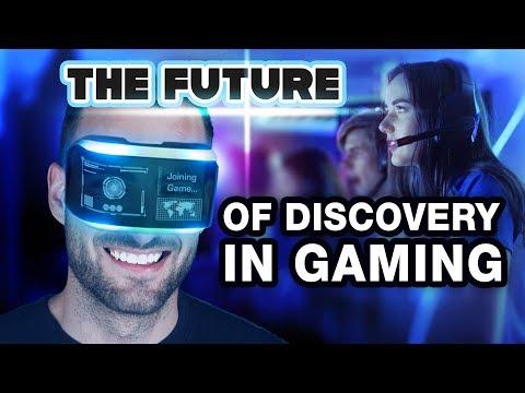 GameTree – Gamer Discovery Network