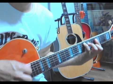 Teddy Bears - To Know Him Is To Love Him (guitar cover) - YouTube