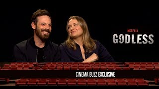 Scoot McNairy & Merritt Wever Interview for