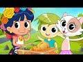 A LA VÍBORA DE LA MAR, Canciones infantiles - Toy Cantando