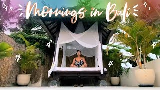 5AM Mindful Morning Routine in Bali🌸+ my 7-day retreat experience ✨