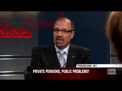 Private Pensions, Public Problems