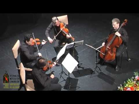 Endellion String Quartet play Haydn's
