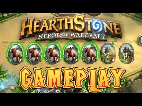 Faceroll Hunter (Hearthstone Gameplay)
