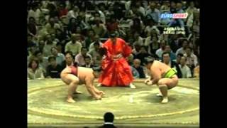 GREATEST SUMO WRESTLING MATCHES AND KNOCKOUTS!!!