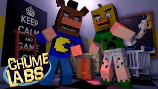 Minecraft: VIRAMOS ANIMATRONICS! (Chume Labs 2 #26)